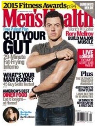 Mercury Magazines Free Subscription to Men's Health Magazine