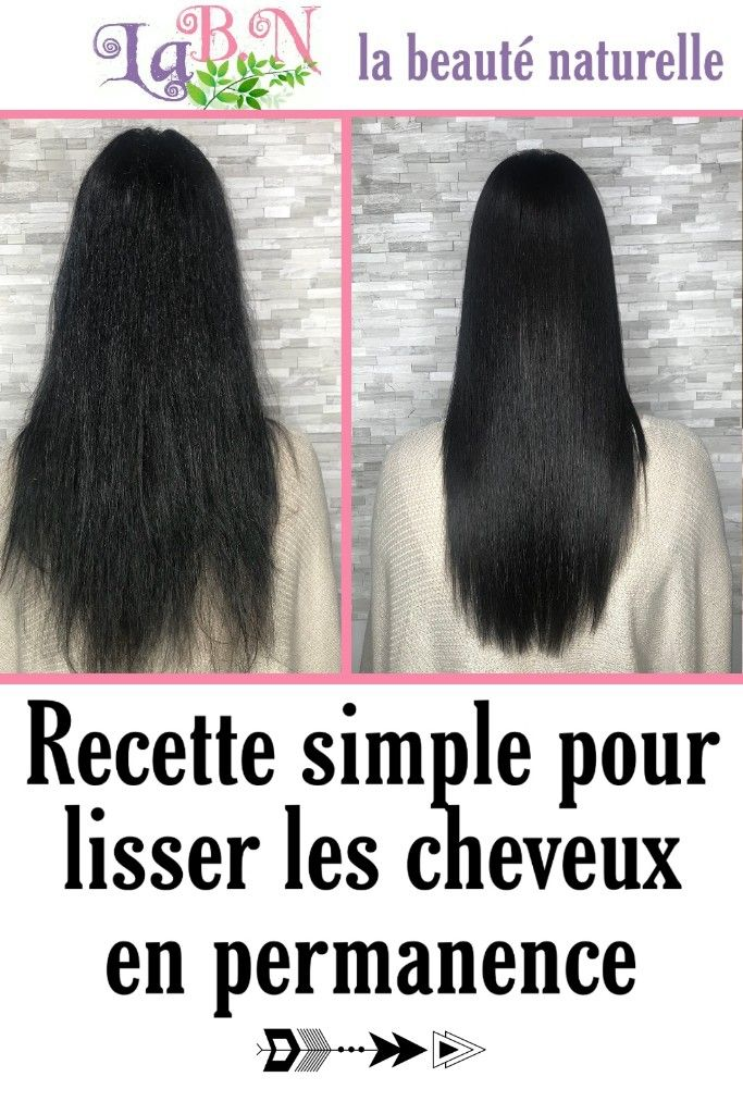 Pin On Lisser Les Cheveux