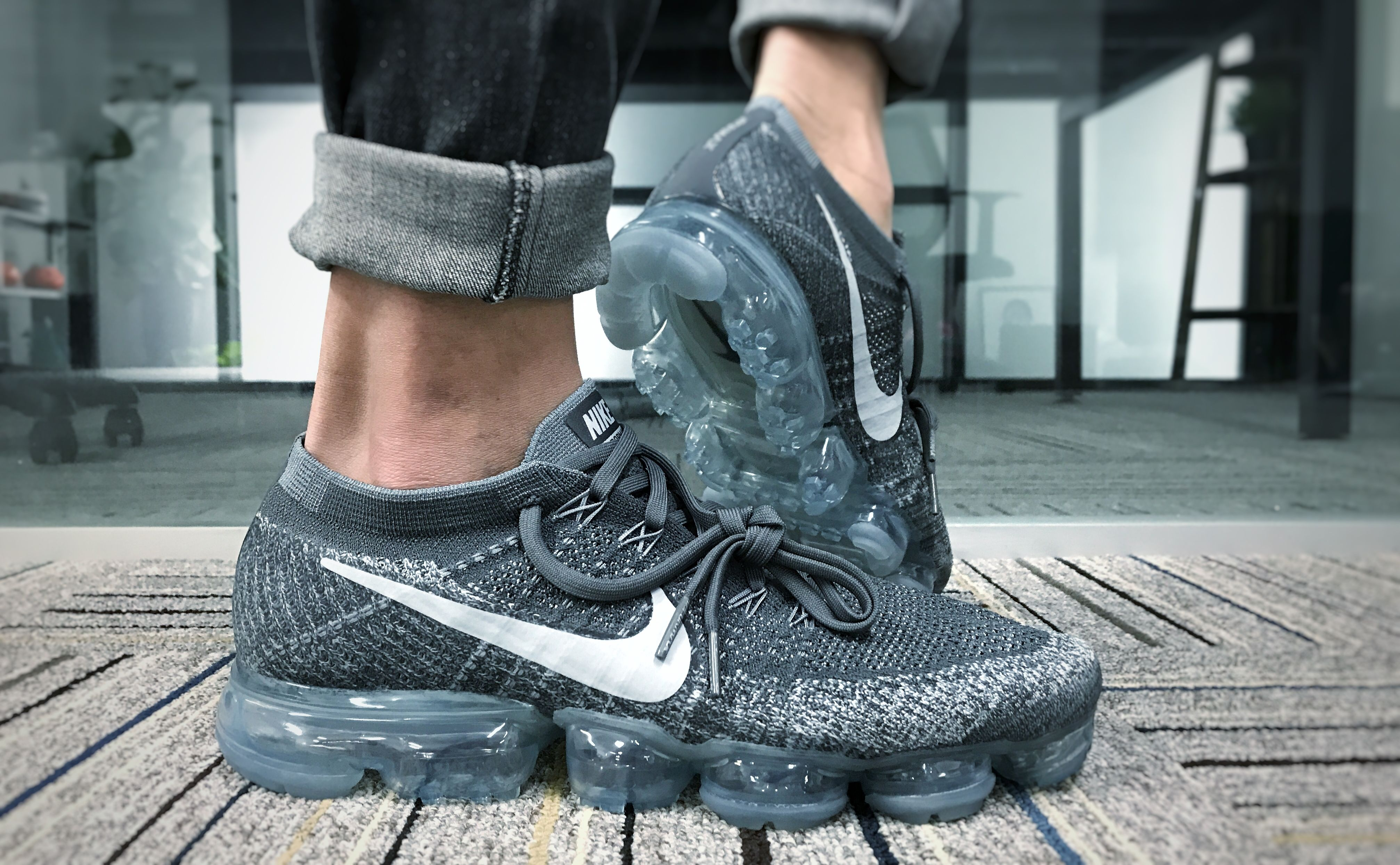 Nike Vapormax Asphalt - On-feet and Details