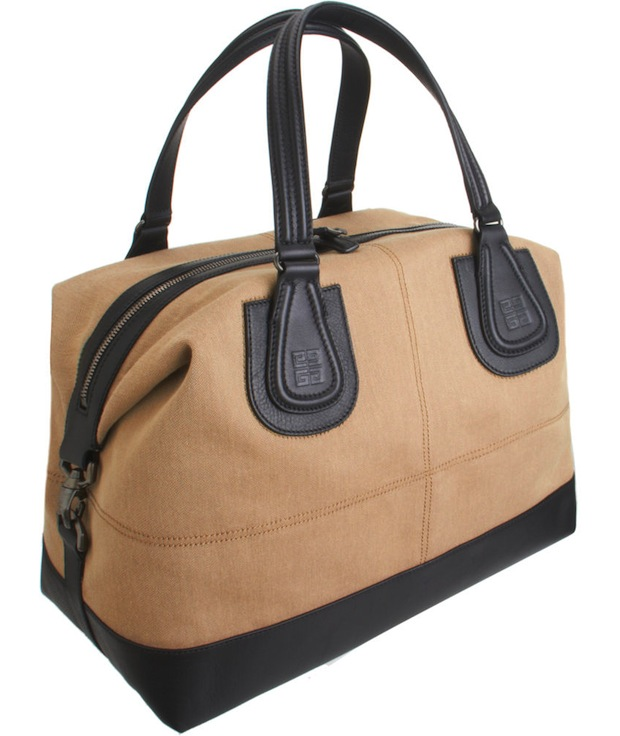 293de138e6 Givenchy Men s Nightingale Boston Duffel Bag