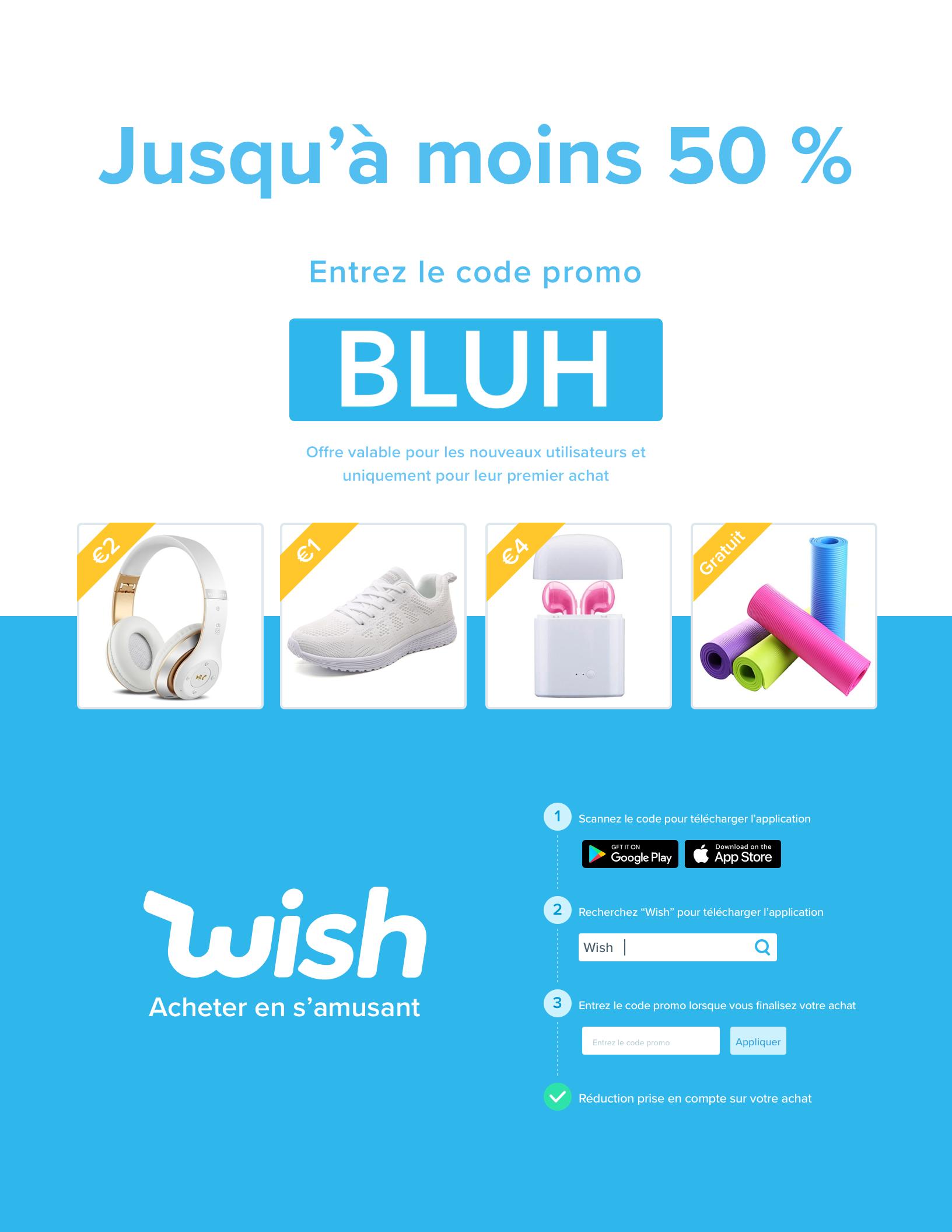 Code Promo Wish Code Promo Google Play S Amuser