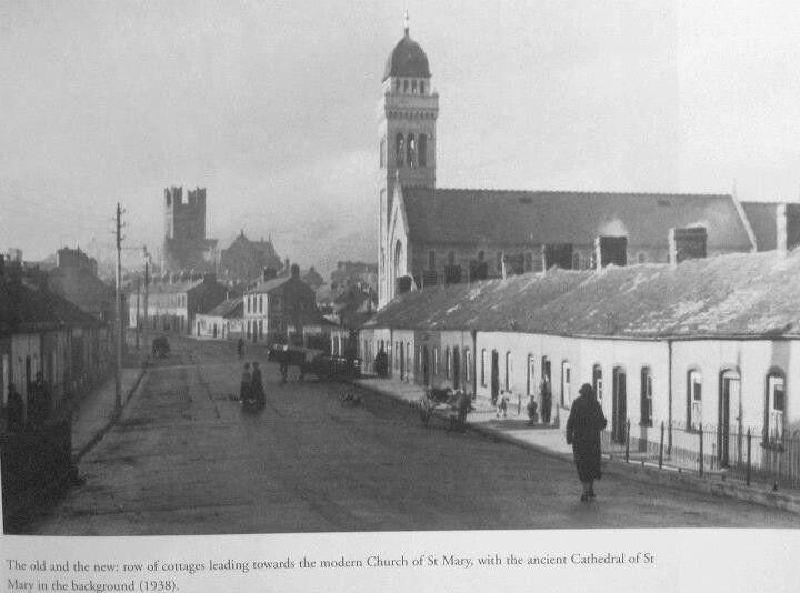 Limerick Ireland 1938 Limerick City Ireland History Ireland