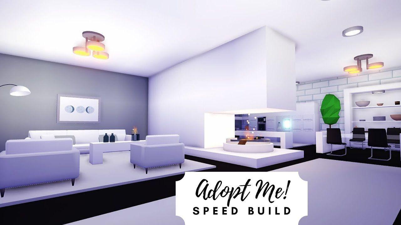 Modern Futuristic Home Speed Build Part 1 Roblox Adopt Me Adopt Build Einrichtenundwohnen Futuristic Ho In 2020 Futuristic Home My Home Design Home Roblox