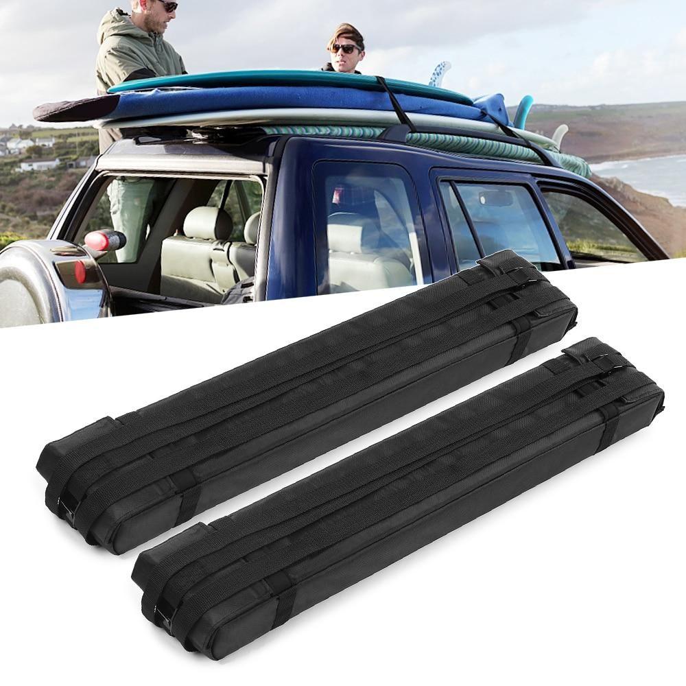 2pcs/lot Soft Foam Block Roof Rack Bars for Car Rooftop