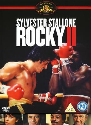 Rocky Ii Rocky Ii Sylvester Stallone Peliculas Epicas