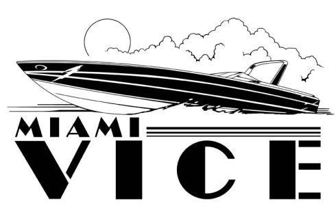 Cigarette Boat Miami Vice Promo