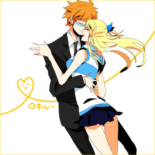 Lucy x Loki Dancing?   Fairytail   Loke fairy tail, Fairy tail loki