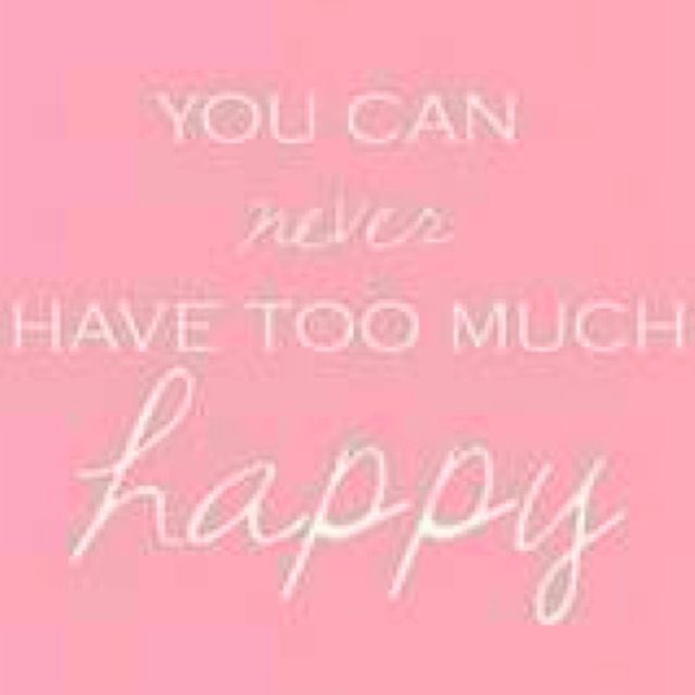QOTD: Happy! This reminds me of @Melissa_Foster!