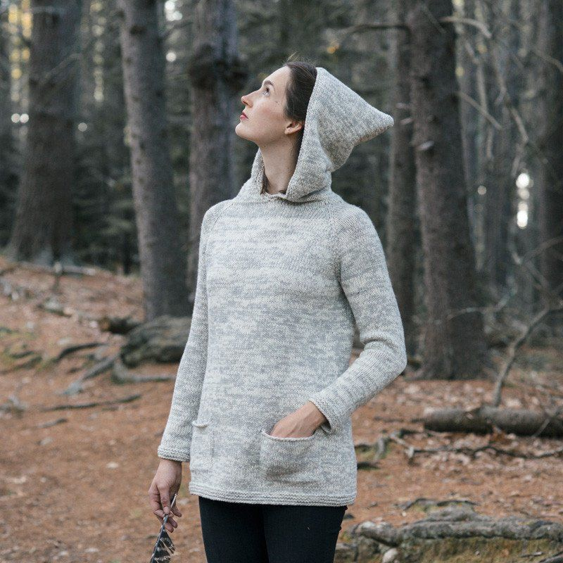 helga pullover knitting pattern - Quince and Co   Knitting ...
