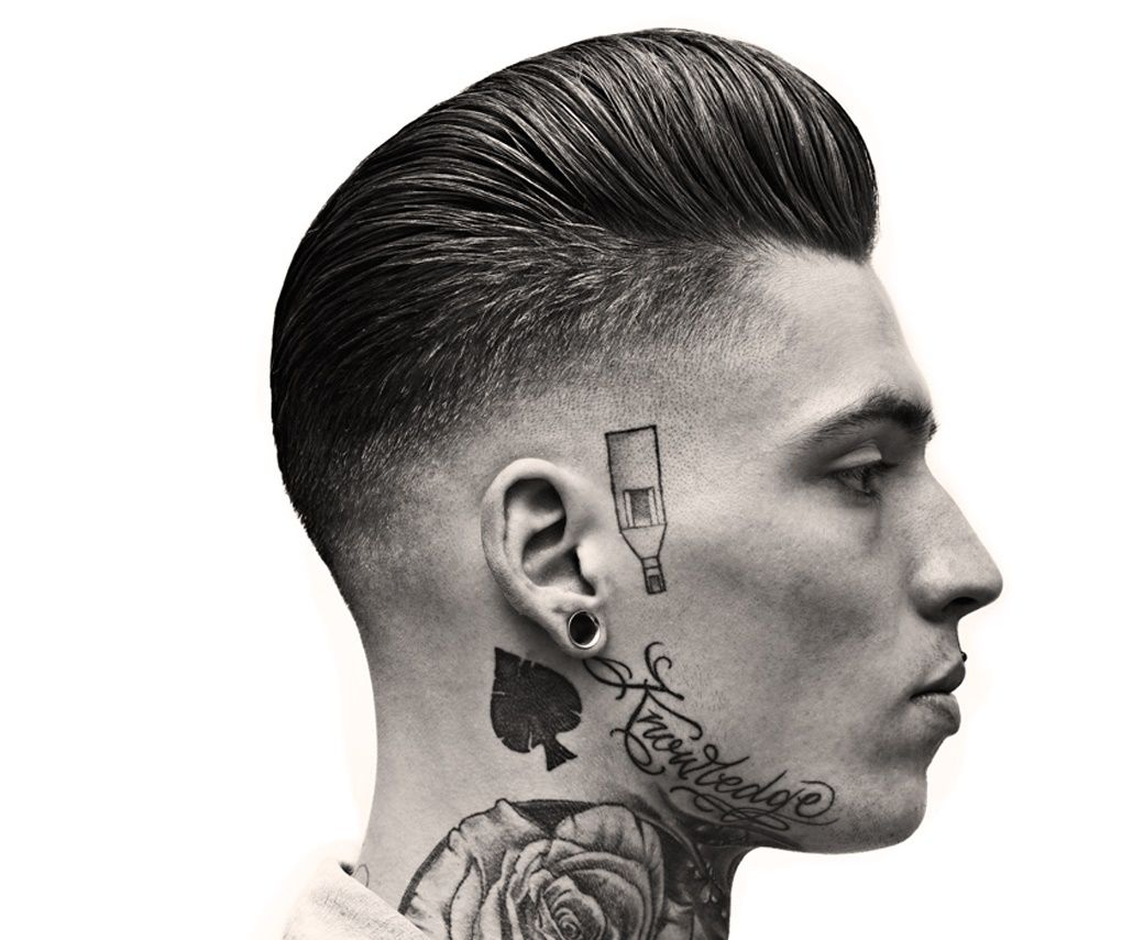 12+ Eye-Catching Greaser Hair Styles - Find Your Fashion  Greaser