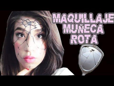 MUÑECA ROTA(HALLOWEEN) - YouTube
