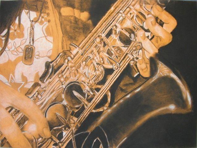 V. Preteroti - Score 4 Student Portfolios - AP Studio Art - Lake Norman High School - Mrs. Fox