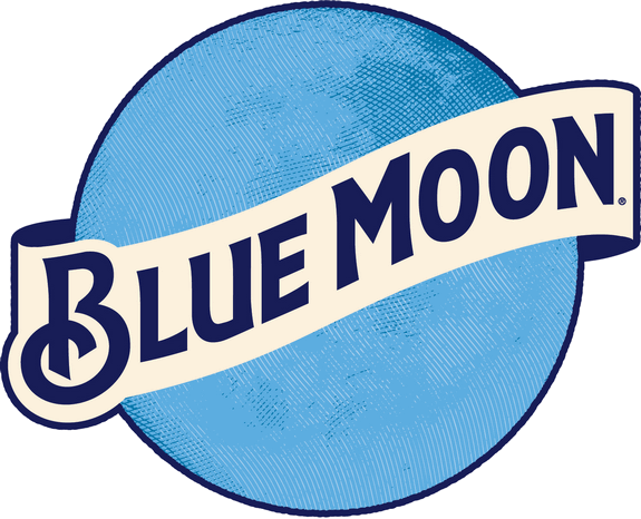 Blue Moon Brewing Co Brand And Packaging Gets New Look And Feel Blue Moon Beer Blue Moon Beer Pong Table Painted