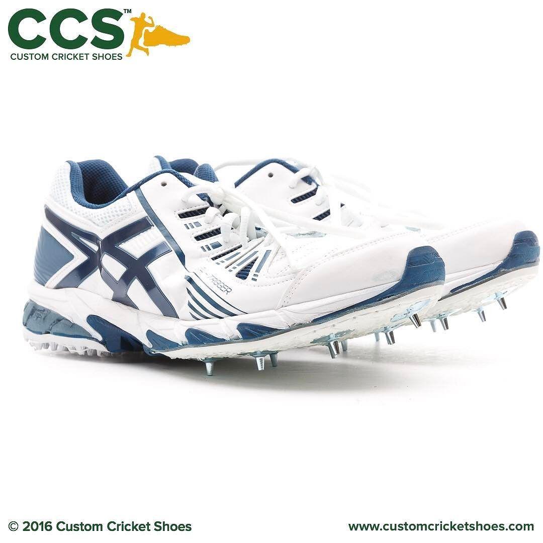 Nathan Lyon Asics Trigger Customcricketshoes Shoes Asics Sneaker Asics