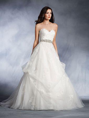 Alfred Angelo 274 Belle Wedding Dresses Disney Wedding Dresses