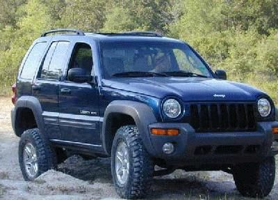 02 09 Jeep Kj Liberty 2 1 2 Daystar Lift Jeep Liberty Jeep Lifted Jeep