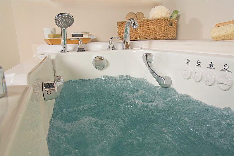 Jacuzzi Walk In Bathtub Hydrotherapy