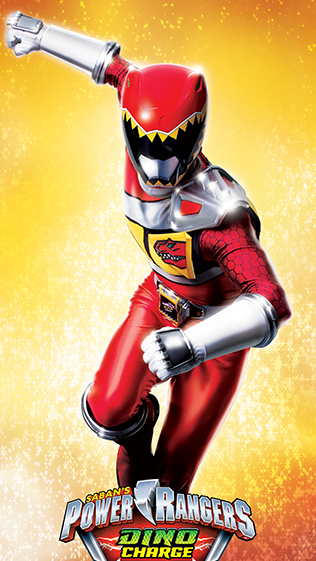Dino Charge Red Ranger Wallpaper Iphone 6 Power Rangers The