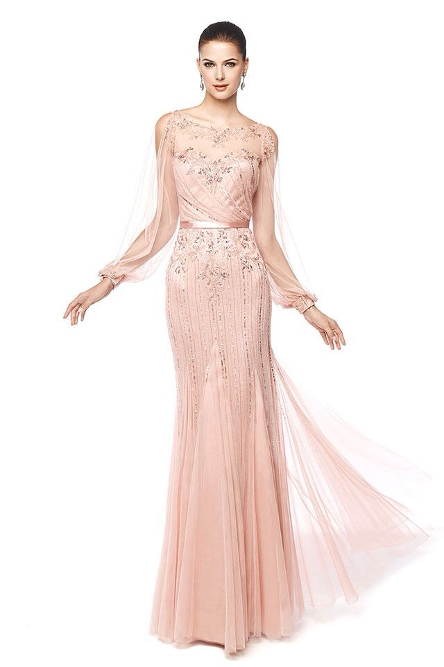 Pin de Wanda Marin en All shades of Pink | Pinterest | Vestidos de ...