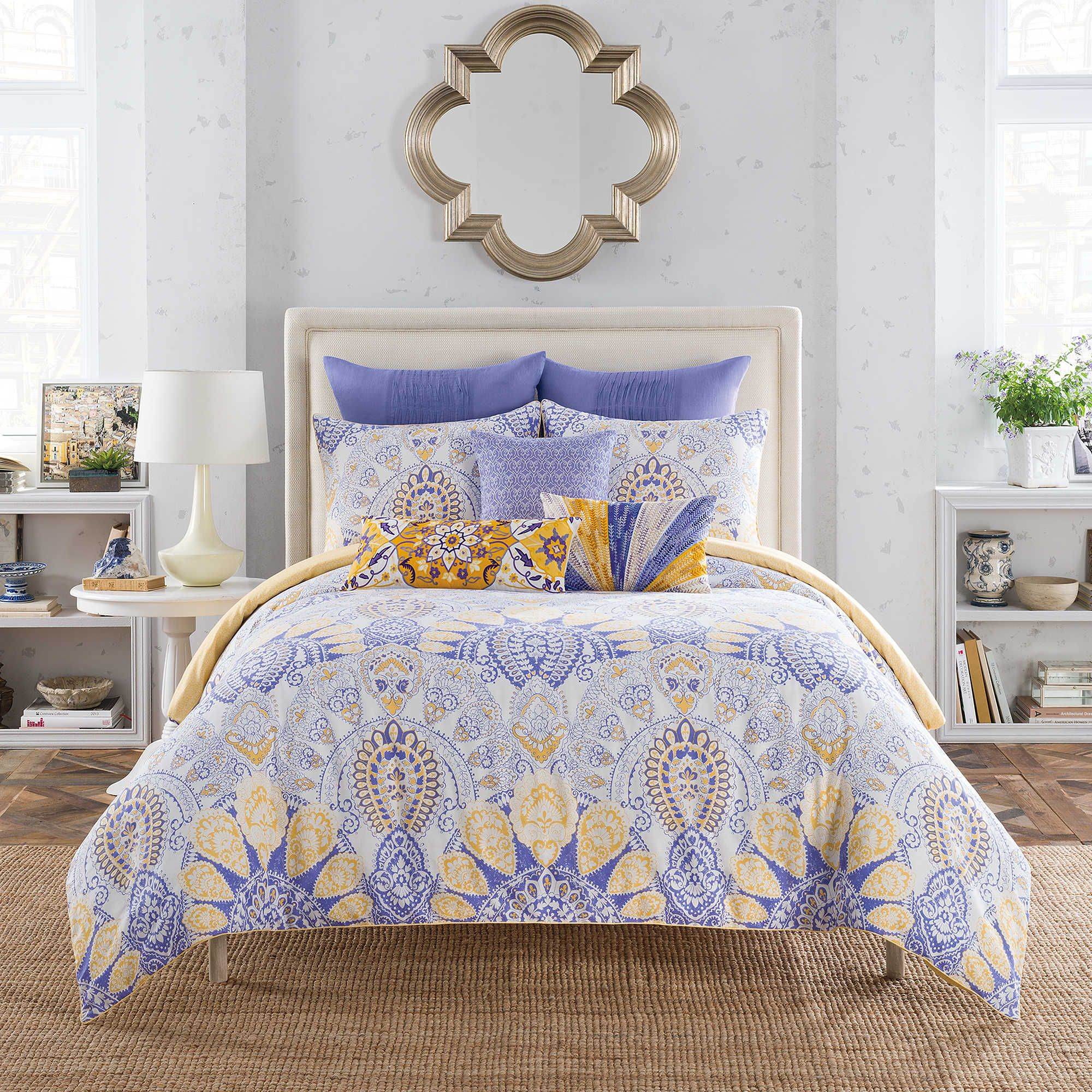 Anthology 174 Lyla Reversible Comforter Set Bedroom