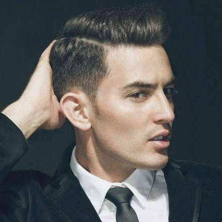 mens side part hairstyles  google search  mens haircuts