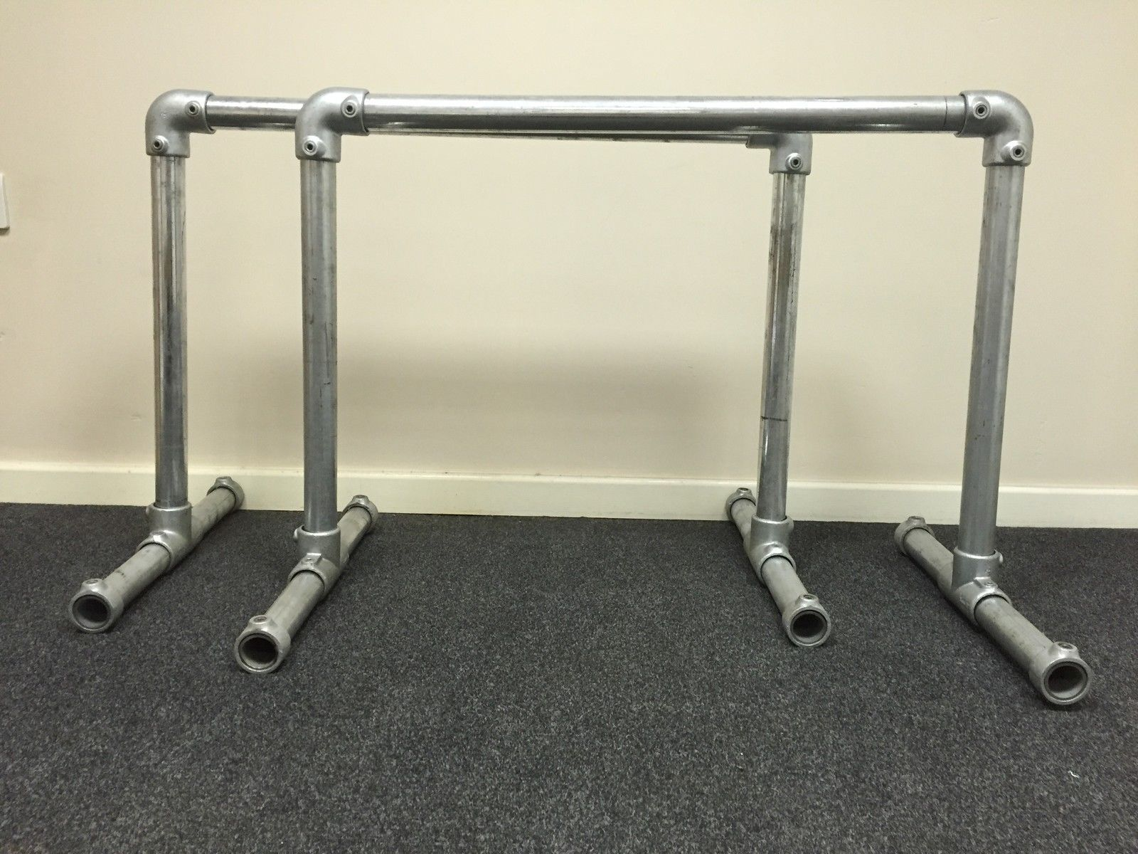 details about garden calisthenics outdoor gym pull up bars u0026 dip