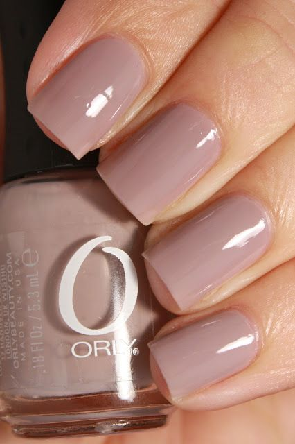 Light Pink Translucent Nail Polish - Nail and Manicure Trends
