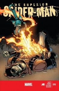 Superior Spider-Man #16 Review