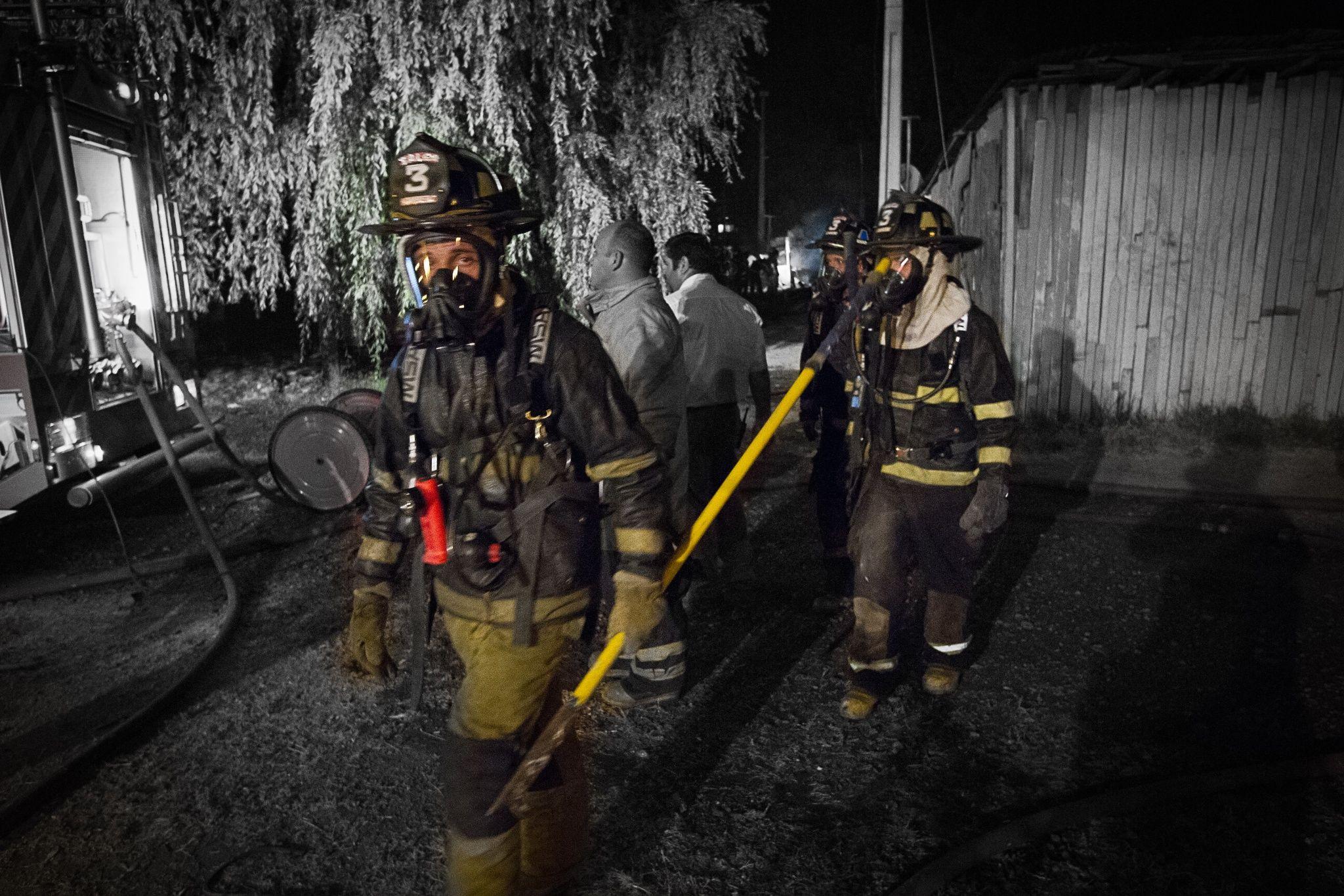 Photograph Firefighter by Juan Pablo Muñoz Diaz on 500px