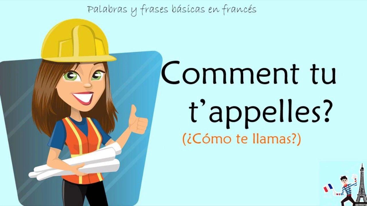 Expresiones Básicas En Francés Saludos Despedidas