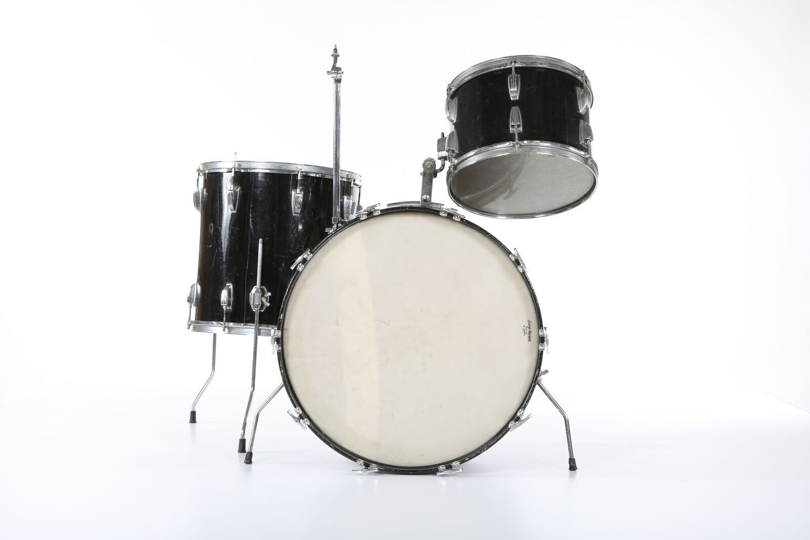 A Truly Amazing Piece Of Rock Drumming History This Is A Ludwig 60s