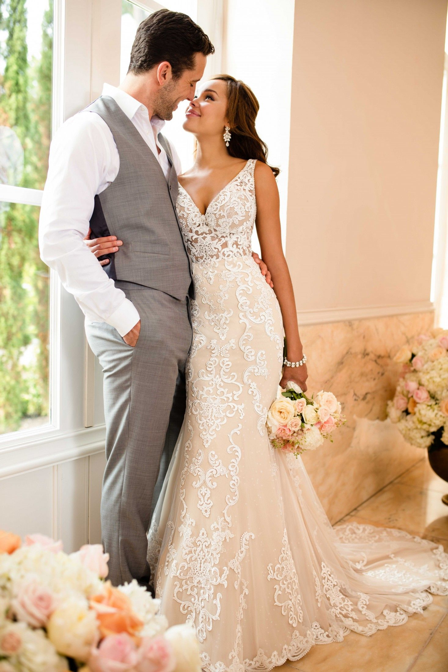 ad] Looking for wedding inspiration? Love lace dresses? Find the ...
