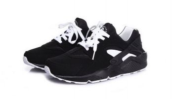 the latest cdc1b 9de77 New Nike Air Huarache Blackout Wolf Grey White