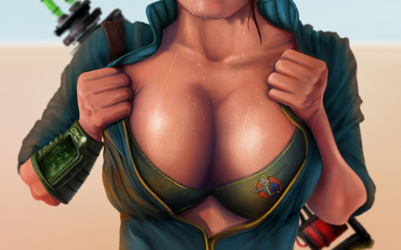 Girlfriens with big natural boobs