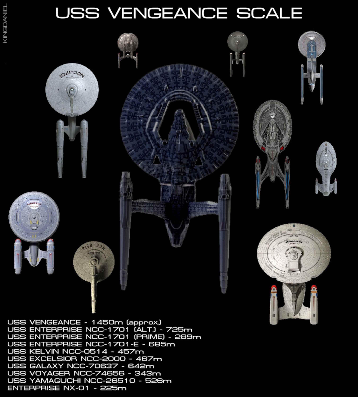 Uss enterprise ncc 1701 d galaxy class saucer separation r flickr - Photos Starship Enterprise Size Comparison