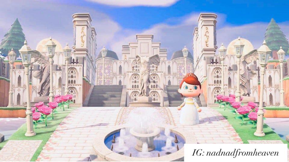 Pin Auf Animal Crossing Qr Codes