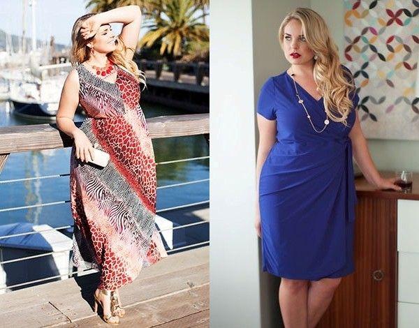 491c22affa +50 Vestidos de fiesta para gorditas  vestidos  gorditas  plussize  xxl   model  ropa  para  tallas  grandes  fiesta