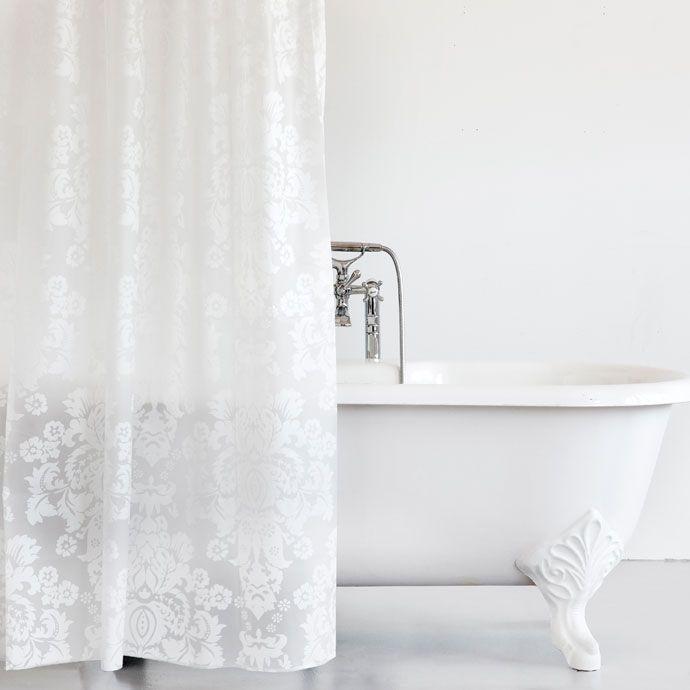 springboard استنادا المرارة zara home shower curtain