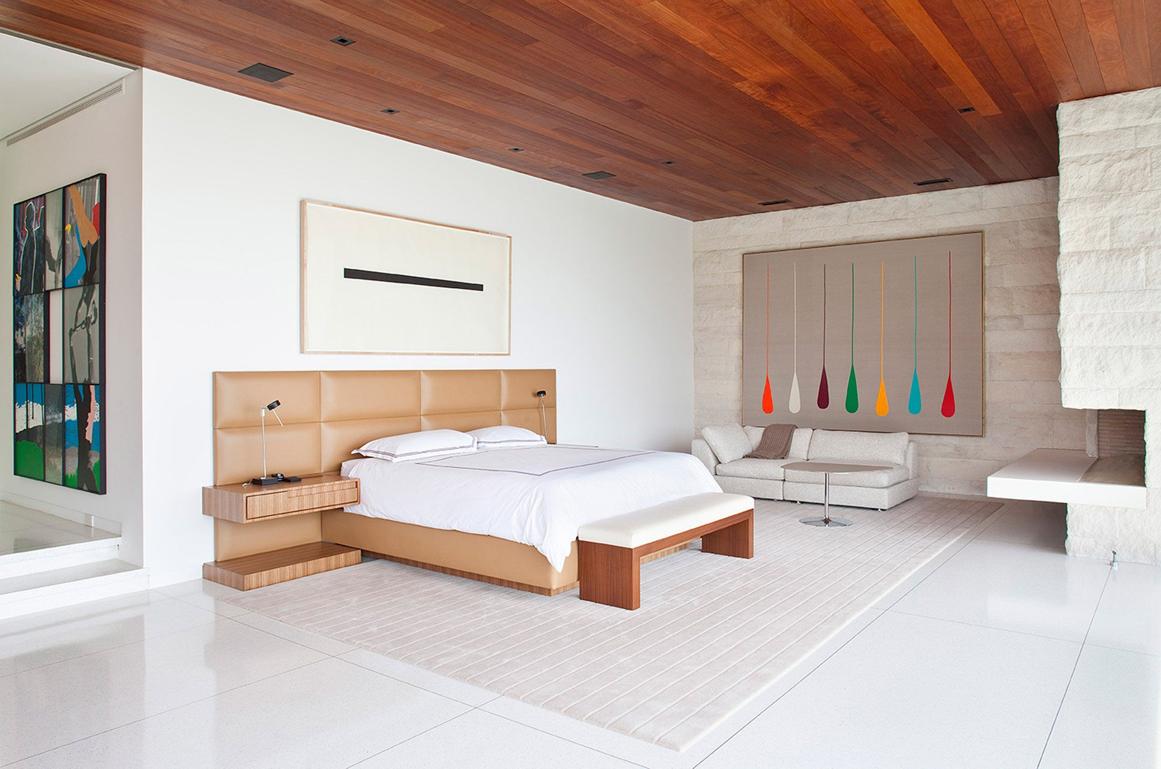 Studio William Hefner completes Beverly Hills house