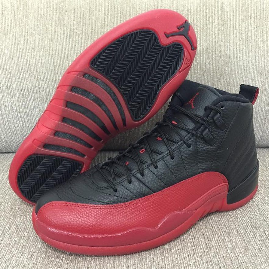 info for 711cd 43f6a The Air Jordan 12 Flu Game was originally released back in 1997 then later  retrod in