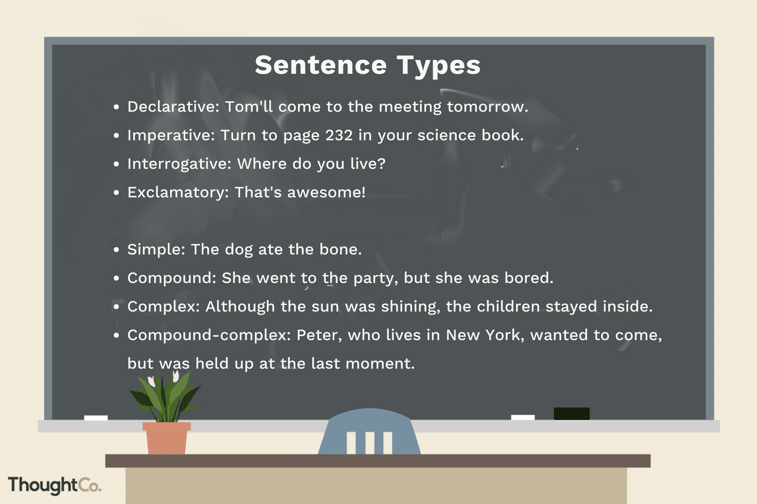 How Many Types Of Sentences Are There In English Find Out