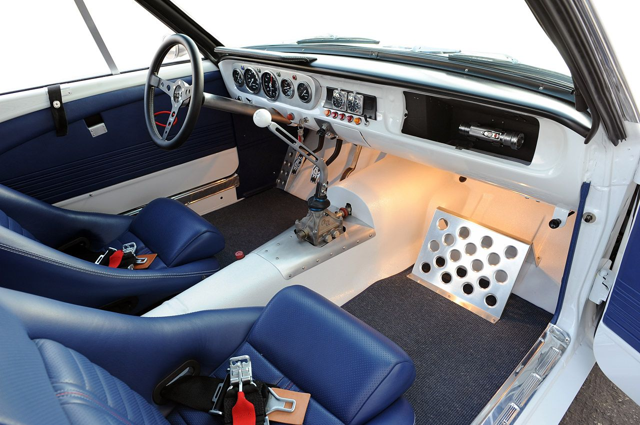 martiniracingmustang Car interior accessories, Car