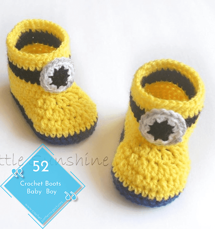 Photo of 52 Crochet Boots With Modern Patterns For Baby Boys. Advice Model: 22  Need croc…