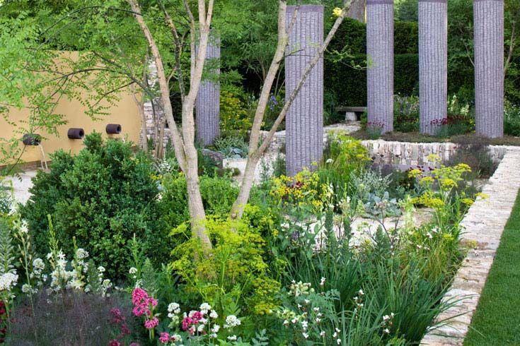 Gardens Mediterranean Garden Garden Inspiration Garden Design