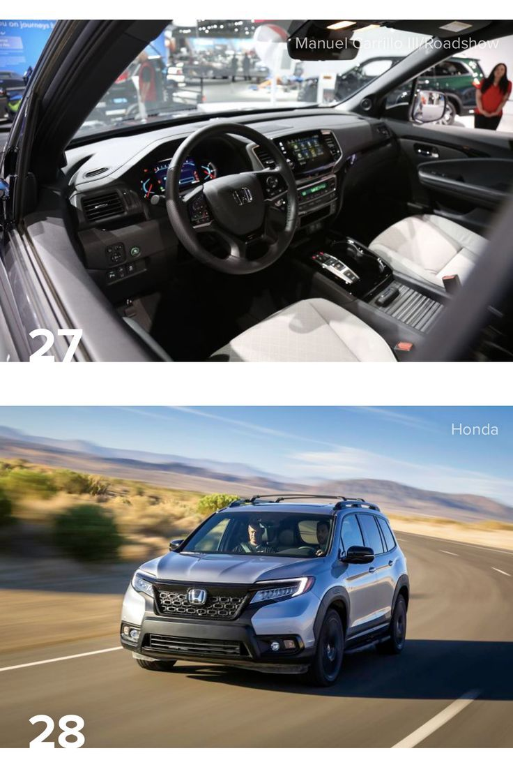 2019 Honda Passport honda passport
