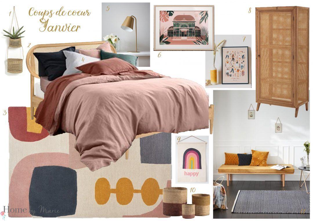 Coups De Coeur Deco Janvier Deco Chambre Parents Decoration