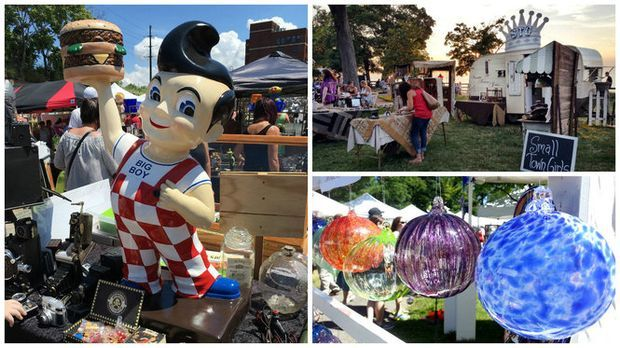 Guide To Cle S Best Summer Art Fairs Fleas Markets And Festivals