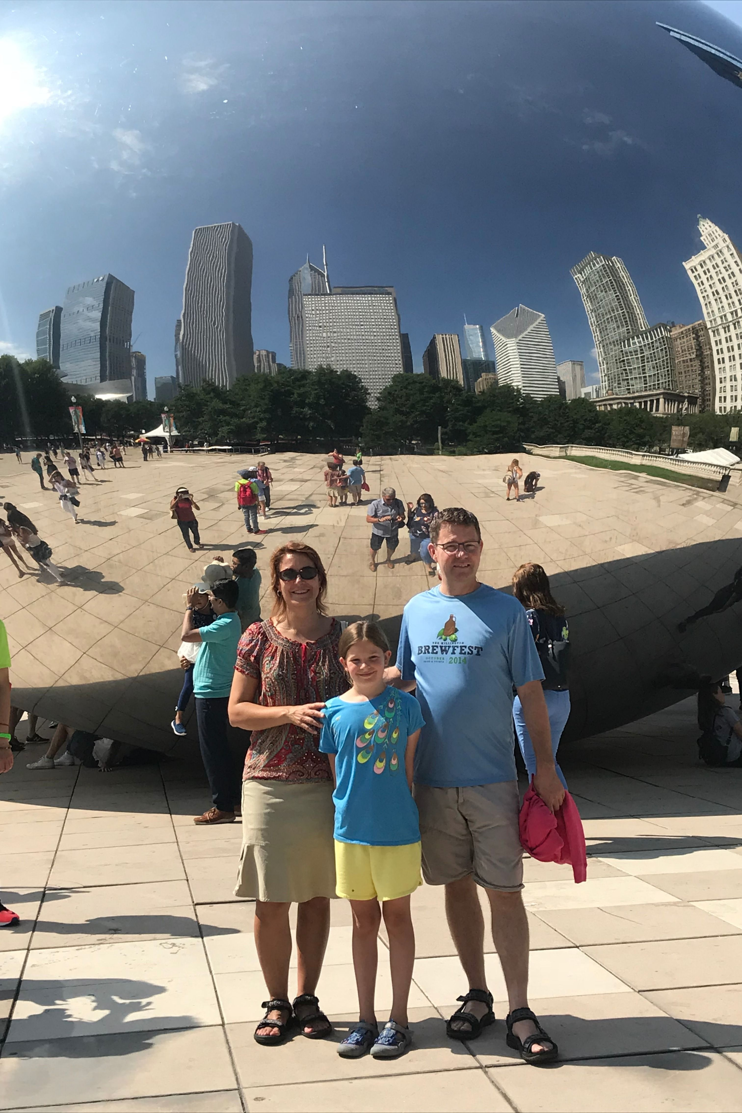 Weekend trip to Chicago with kids  Weekend getaways with