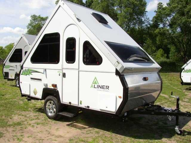 2016 New A Liner Aliner Classic Off Road Pop Up Camper In