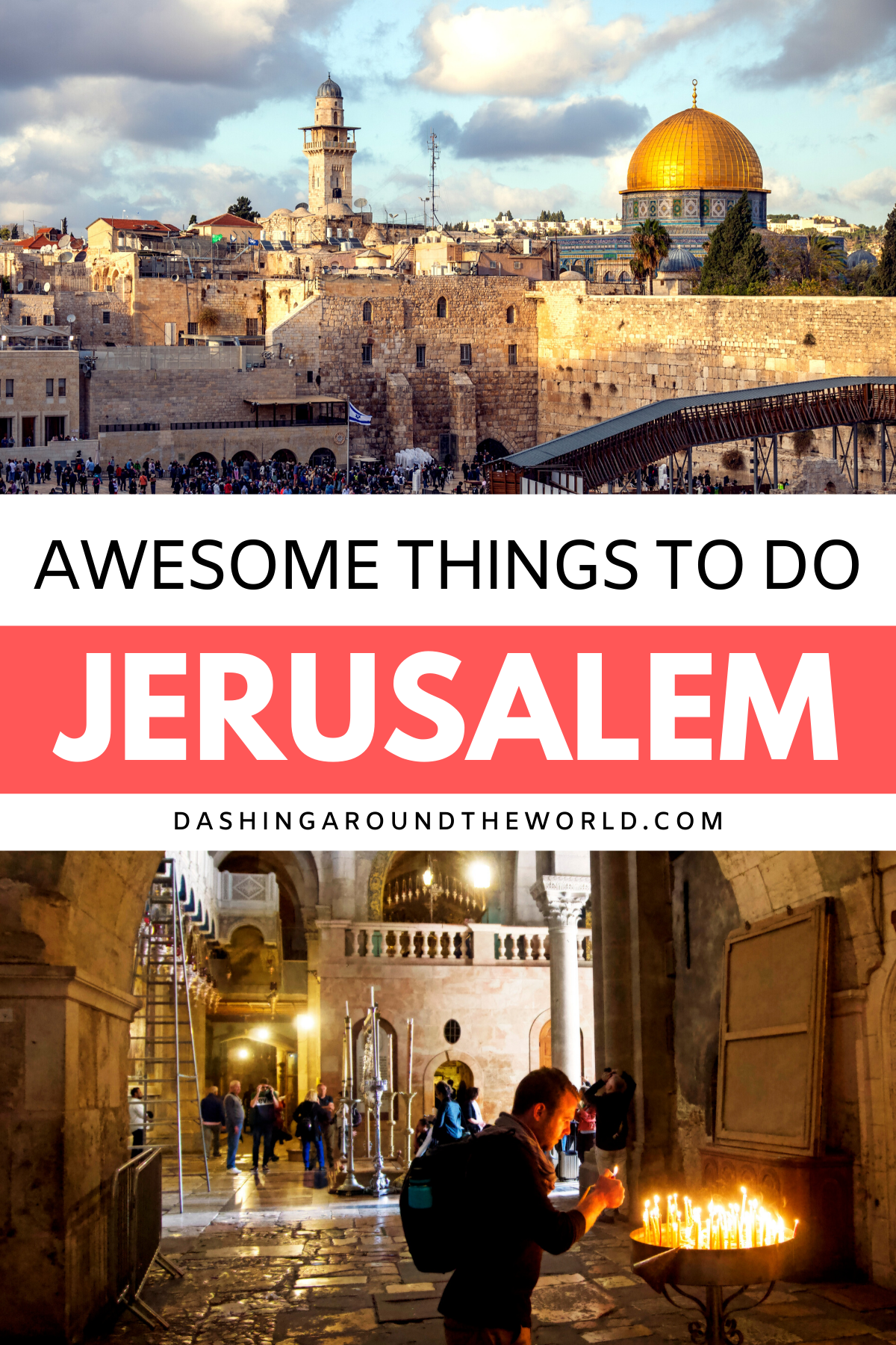 12 Awesome Things To Do In Jerusalem In 2020 Israel Travel City